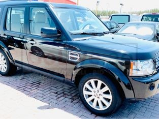 Land Rover LR4 2012 AED 38,000, GCC Spec, Good condition, Full Option, Sunroof, Navigation System, Fog Lights, Negotiable