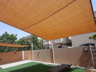 Sun Shade Installation in dubai ( Best Sun shade works )