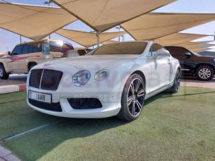 Bentley Continental 2013 AED 180,000, GCC Spec, Good condition, Full Option