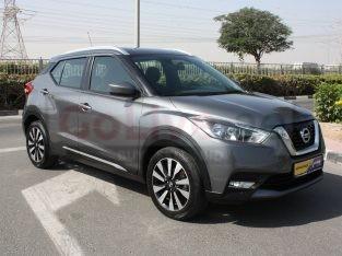 Nissan Kicks 2020 GCC Spec, Warranty, Full Option AED 58,500,