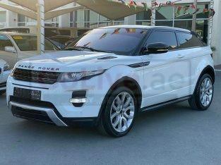 Range Rover Evoque 2012 AED 54,000, GCC Spec