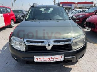 Renault Duster 2015 AED 16,000, GCC Spec, Good condition, Warranty, Family, Fog Lights, Negotiable