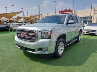 GMC Yukon 2017 AED 115,000, GCC Spec, Good condition, Lady Use, Navigation System, Fog Lights, Negotiable, Full Service Report