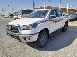 Toyota Hilux 2021 AED 101,000, GCC Spec
