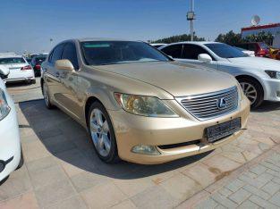 Lexus LS-Series 2007 AED 35,000, GCC Spec, Good condition, Full Option, Fog Lights, Negotiable