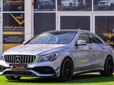 Mercedes Benz CLA 2018 AED 105,000, Japanese Spec, Good condition, Full Option, Turbo, Sunroof, Navigation System, Fog Lights