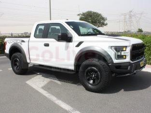 Ford Raptor 2018 AED 199,000, GCC Spec, Good condition, Warranty, Full Option,