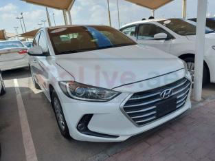 Hyundai Elantra 2017 AED 31,000, GCC Spec, Good condition, Negotiable