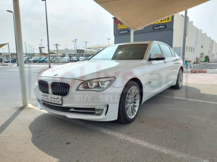 BMW 7-Series 2013 FOR SALE