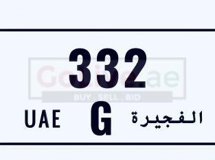 G 332 fujairah