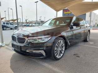 BMW 5-Series 2018 FOR SALE
