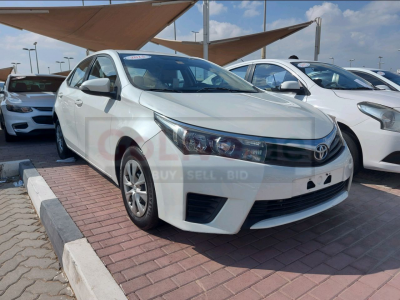 Toyota Corolla 2015 AED 32,000, GCC Spec, Good condition, Negotiable