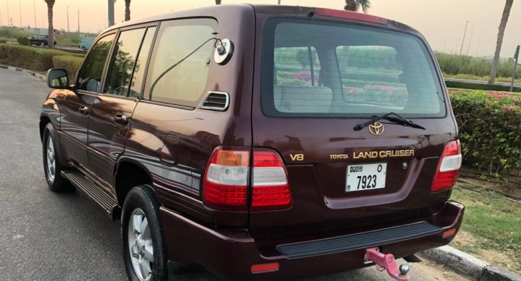 TOYOTA LAND CRUSIER 1998 FORE SALE
