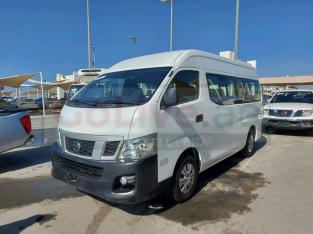 Nissan Urvan 2016 AED 60,000, Good condition, Full Option, Fog Lights, Negotiable