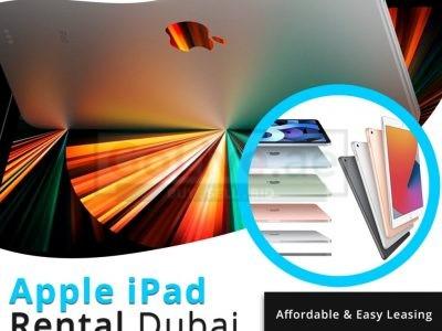 Top Rated iPad Rental Services in Dubai UAE