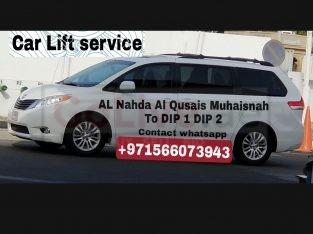 Car Lift Al Nahda Al Qusais Muhaisnah To DIP 1 DIP 2