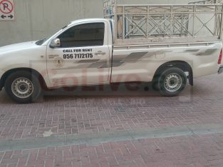 Pickup truck for rent in Culture village