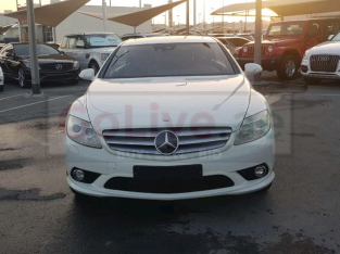 Mercedes Benz CL-Class 2008 AED 34,000, Good condition, Full Option, US Spec, Sunroof, Fog Lights, Negotiable