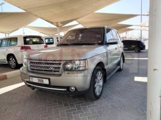Range Rover Sport 2010 AED 48,000, GCC Spec, Full Option, Sunroof, Lady Use