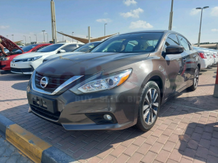 Nissan Altima 2017 AED 38,000, GCC Spec, Good condition, Negotiable