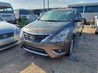 Nissan Versa 2016 AED 18,000, US Spec