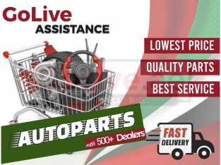 Used Auto Spare Parts TR. (Sharjah Used Parts Market)