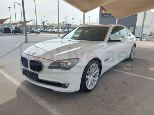 BMW 7-Series 2010 FOR SALE