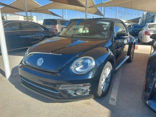 Volkswagen Beetle 2017 AED 42,000, Full Option, US Spec