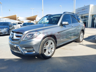 Mercedes Benz GLK 2013 AED 49,500, Good condition, Full Option, US Spec, Sunroof, Fog Lights, Negotiable