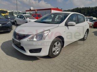 Nissan Tiida 2016 AED 20,000, GCC Spec