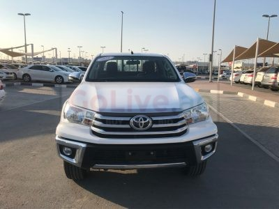 Toyota Hilux 2020 AED 90,000, GCC Spec, Good condition, Warranty, Family, Negotiable