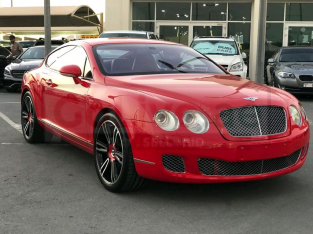 Bentley Continental GT 2006 AED 88,000, GCC Spec, Good condition, Full Option, Sunroof, Negotiable