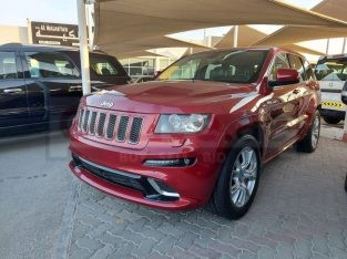 Jeep Grand Cherokee 2013 AED 60,000, GCC Spec, Good condition, Turbo, Negotiable