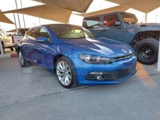 Volkswagen Scirocco 2016 AED 21,000, GCC Spec, Good condition, Full Option, Turbo, Sunroof, Lady Use, Fog Lights, Negotiable