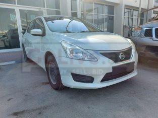Nissan Tiida 2014 AED 21,000, GCC Spec, Negotiable