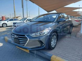 Hyundai Elantra 2016 AED 31,000, GCC Spec, Good condition, Negotiable