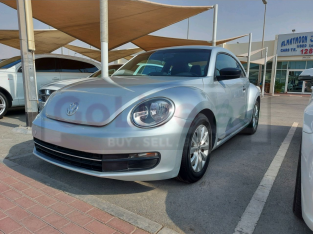 Volkswagen Beetle 2014, US Spec