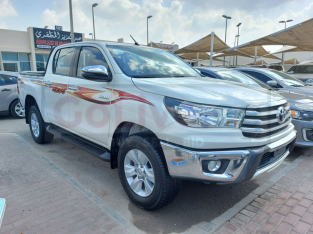 Toyota Hilux 2019 AED FOR SALE