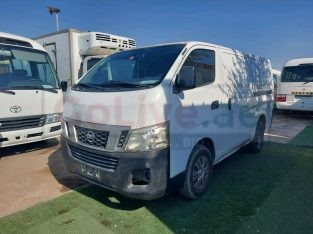 Nissan Urvan 2015 AED 32,000, GCC Spec, Negotiable