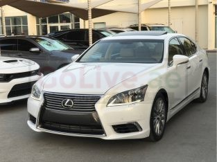 Lexus LS-Series 2015 for sale