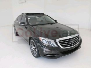 Mercedes Benz S-Class 2015 for sale