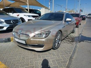 BMW 6-Series 2013 FOR SALE
