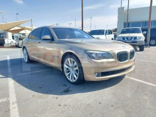 BMW 7-Series 2012 for sale
