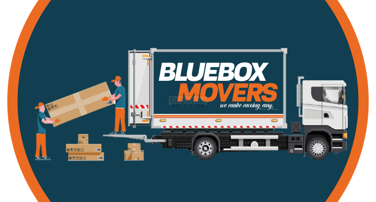 BlueBox Movers in Mudon Villa,Office move with Close Truck