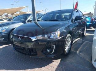 Mitsubishi Lancer 2016 for sale GCC Spec Good condition
