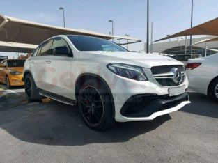 Mercedes Benz GLE SUV 2016 for sale