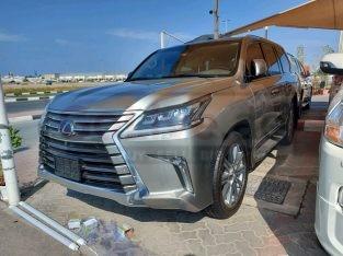 Lexus LX-Series 2016 for sale