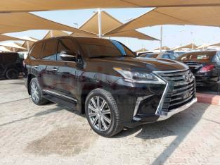 Lexus LX-Series 2017 for sale