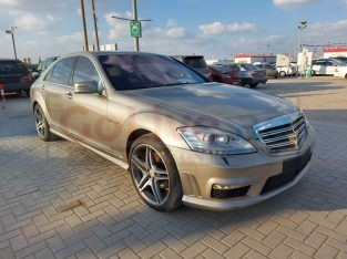 Mercedes Benz S-Class 2007 for sale