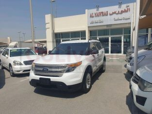 Ford Explorer 2014 GCC Spec, Good condition for sale